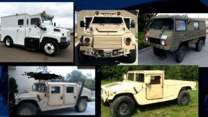 armored car company