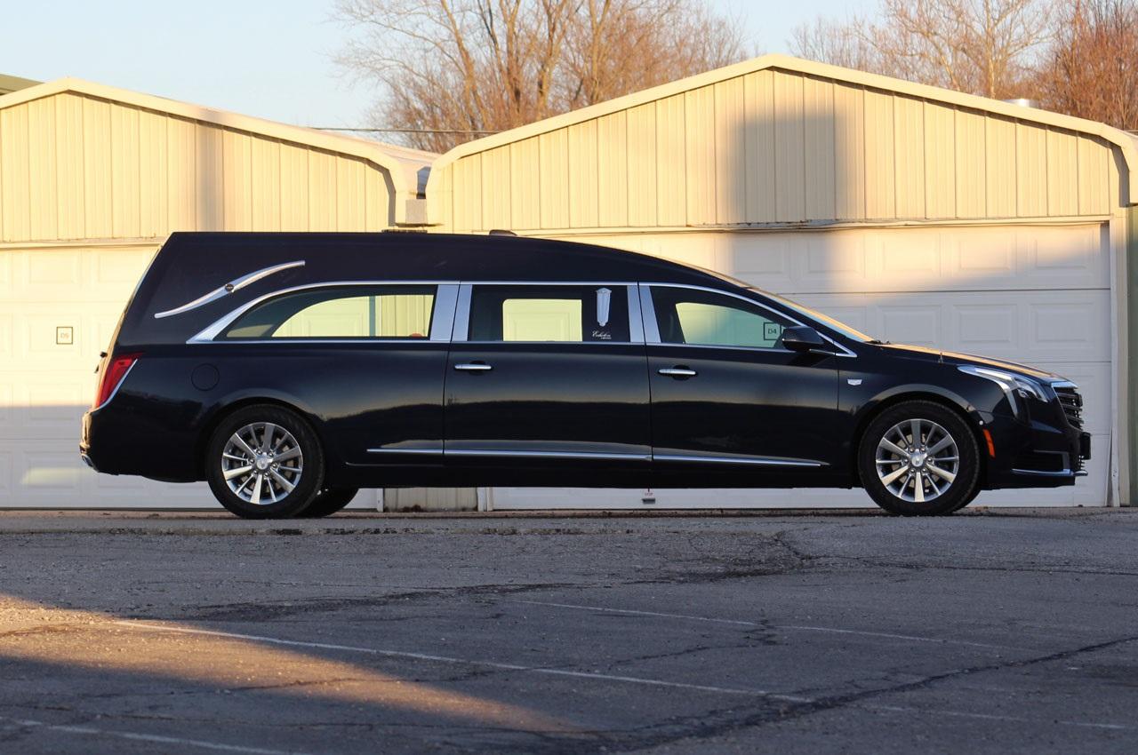 custom hearse